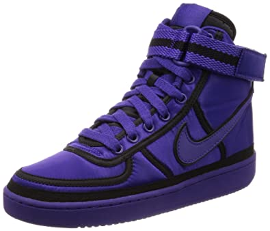 brand new 39a5d 90cd3 Nike Mens Vandal High Supreme QS Prpl Court PurpleCourt Purple Basketball  Shoe 6 Men