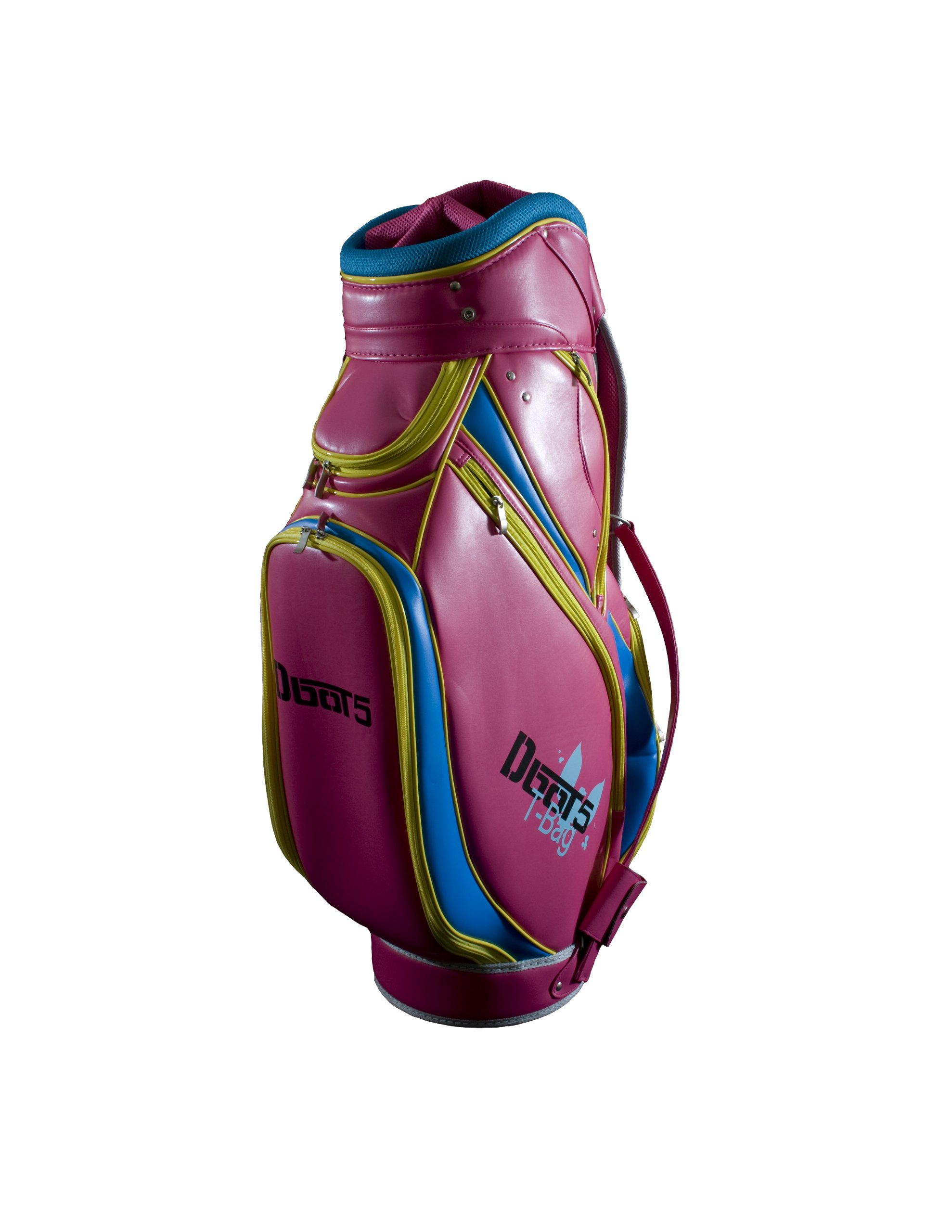 Dbot5 Hail Mary Golf Stand Bag, Pink by Dbot5 (Image #2)