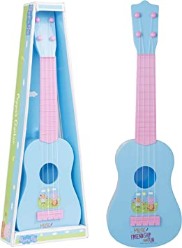 Peppa Pig - Guitarra de Juguete: Amazon.es: Juguetes y juegos