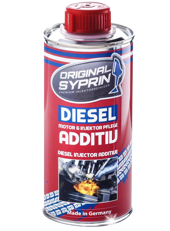Original syprin additiv Diesel Diesel limpiador de inyectores diesel extractor de inyector diésel de limpieza de motores diésel additive Diesel del paquete ...