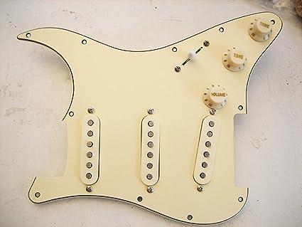 Amazoncom Fender Custom Shop Texas Special Stratocaster Strat