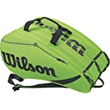 Wilson Padel Team - Paletero , color morado, talla NS ...
