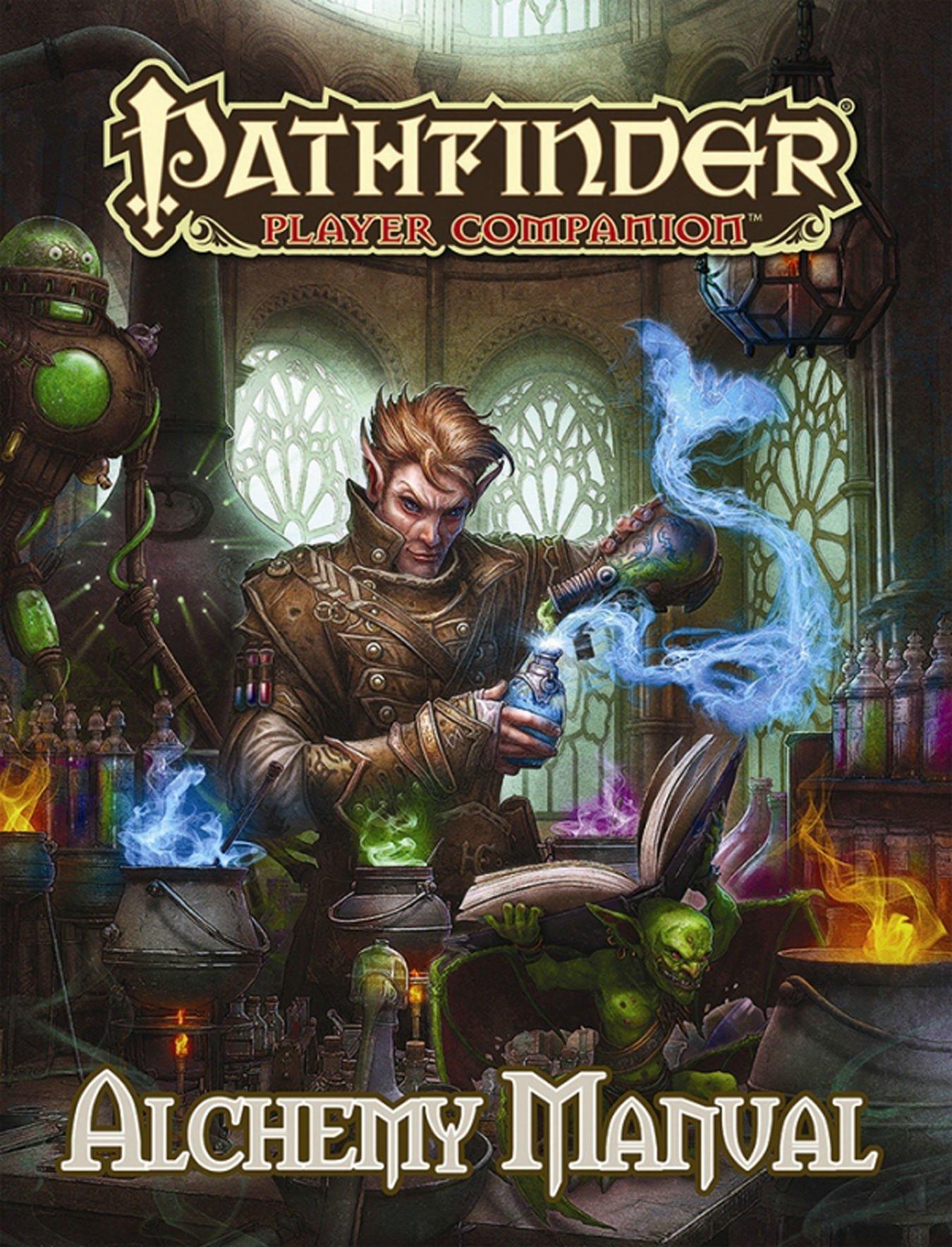 Pathfinder Player Companion: Alchemy Manual PDF