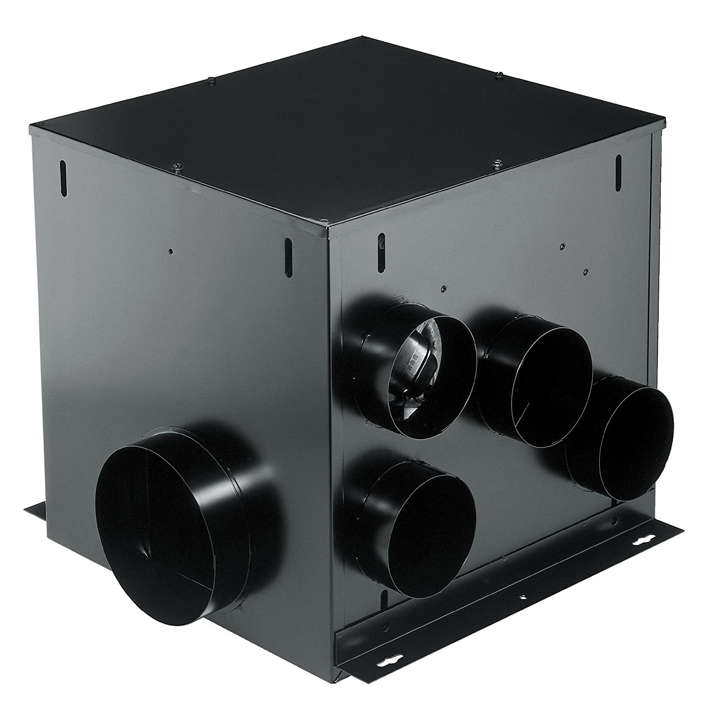 Broan MP280 Multi Port In Line Ventilator, 290 CFM   Built In Household Ventilation  Fans   Amazon.com