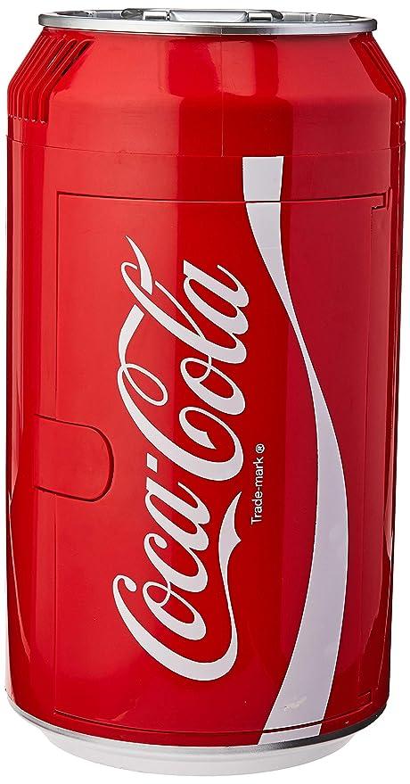 Coca Cola CC06 Nevera eléctrica Unisex, Rojo: Amazon.es: Deportes ...
