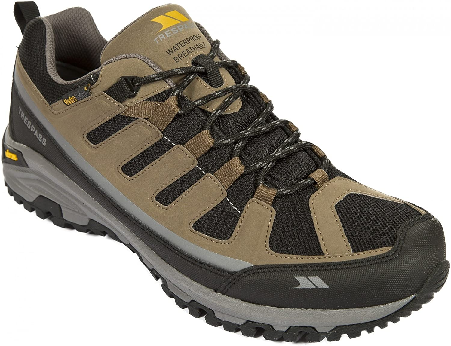 Trespass Mens Cardrona Low Cut Hiking Sneakers Trainers