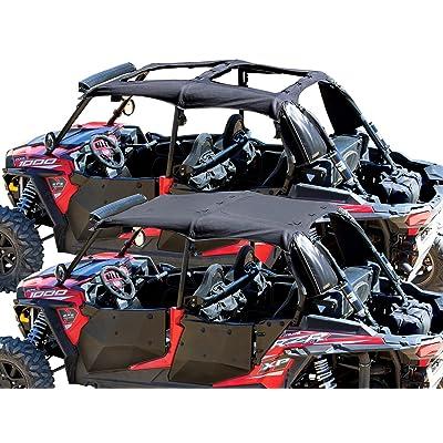 Nelson Rigg RG-100-RZR4 Black Convertible Soft Top: Automotive