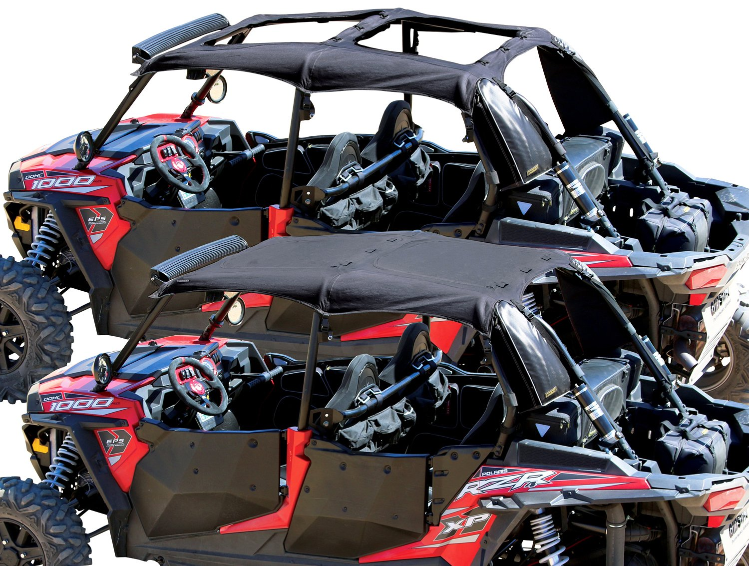 Nelson Rigg RG-100-RZR4 Polaris RZR Soft Top with Sunroof 4 Seater