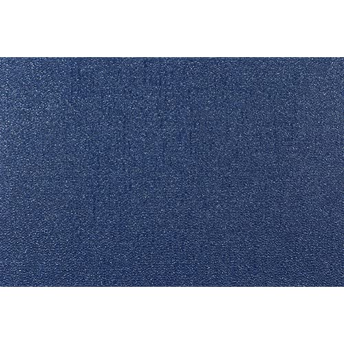 Arthouse 892200 Glitterati Plain Wallpaper Midnight Blue 53 Cm X 1005 M