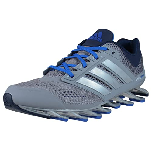 on sale 437c5 658a2 Adidas Springblade Drive Men Sneakers Grey/Blue/Navy C75663 ...