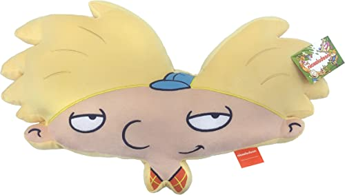 Jay Franco Nick 90 s Hey Arnold Face Pillow