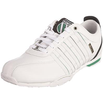 c83f9f3c69d8 KSWISS Arvee 1.5, Herren Sneaker Weiss (White Black Green) 39.5 EU ...
