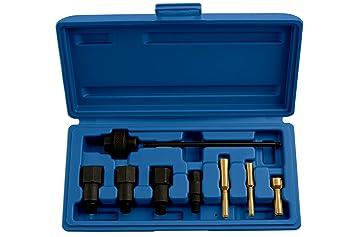 Laser 5210 Bujía escariador de limpieza de base Set: Amazon.es: Coche y moto