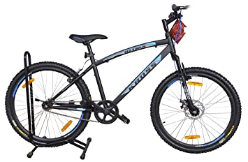 e9e7e0c84d15a Image Unavailable. Image not available for. Colour  Kross Maximus 26T  Single Speed 402477 Mountain Cycle ...