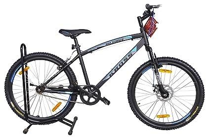 640923333de Buy Kross Maximus 26T Single Speed 402477 Mountain Cycle (Black ...