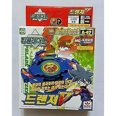 Sonokong Beyblades Dranzer V (A-47) Starter Set Takara Korea Imported: Toys & Games