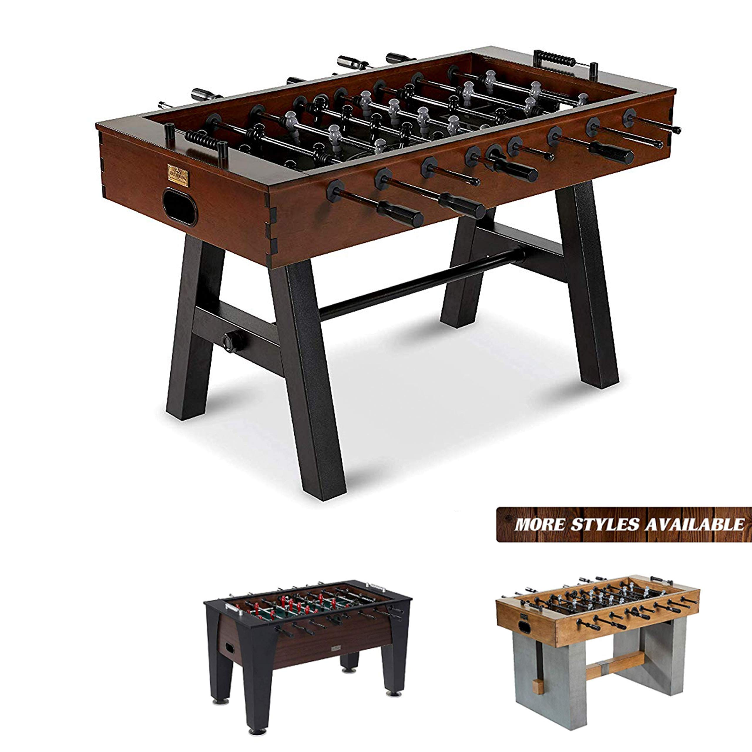 BARRINGTON 56 inch Allendale Collection Foosball Table by Barrington Billiards