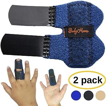 Amazon.com: BodyMoves - Férula de dedo para niños: Health ...