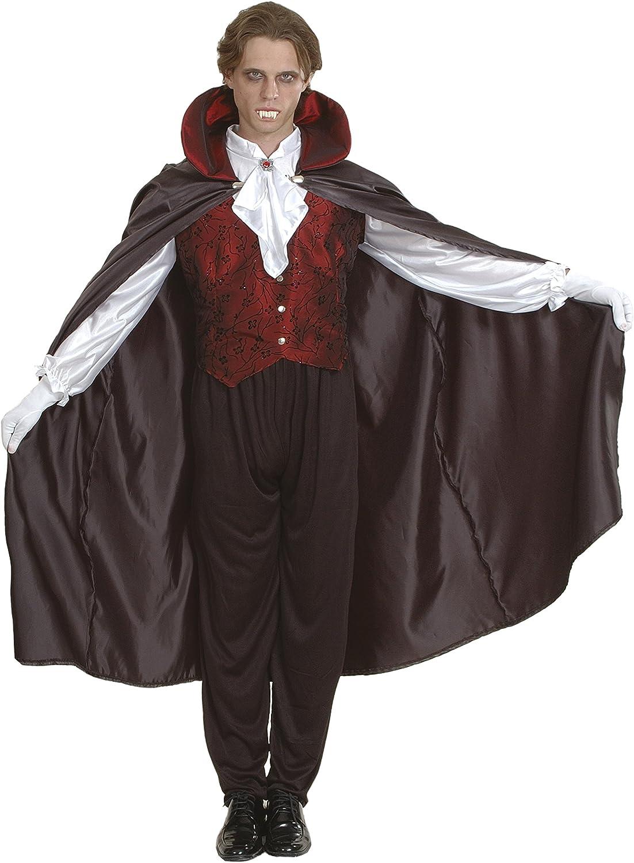 Ciao – Disfraz de vampiro - Para adultos: Amazon.es: Juguetes y juegos