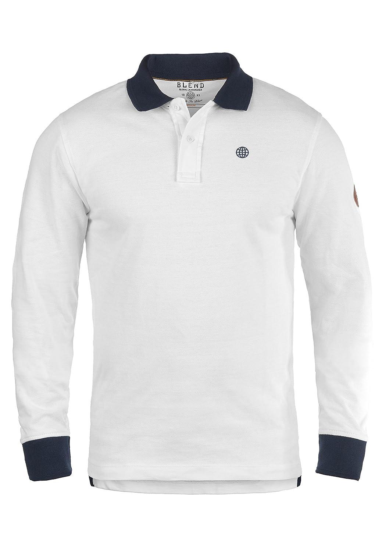 TALLA S. BLEND Ralle - Camiseta Polo para Hombre