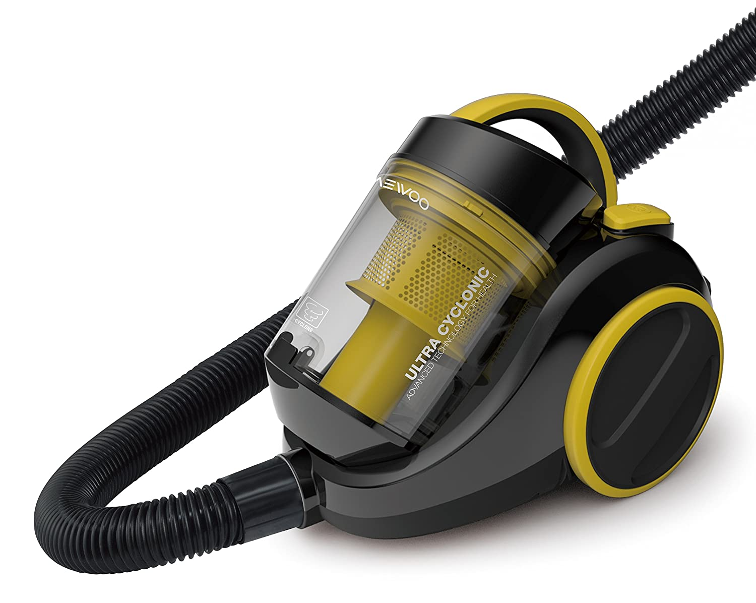 Amazing Daewoo Bagless Vacuum Cleaner, 1.5 Litre, Yellow: Amazon.co.uk: Kitchen U0026  Home