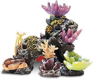 Top Fin Medium Coral Aquarium Ornament