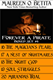 Forever A Pirate: Boxed Set, Volumes 16-20 (Forever A Pirate Bundles Book 4)