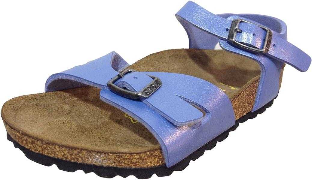 Birkenstock Rio Birko Flor, Children Sandals Graceful