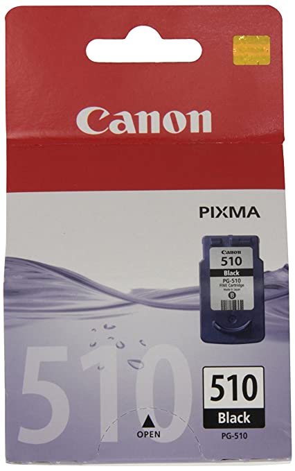 Canon PG-510 - Cartucho de tinta para impresora Canon Pixma MP240 ...