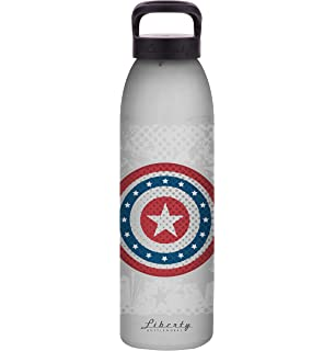 32oz Liberty Bottleworks Coast Guard Aluminum Water Bottle Atomic Made in USA