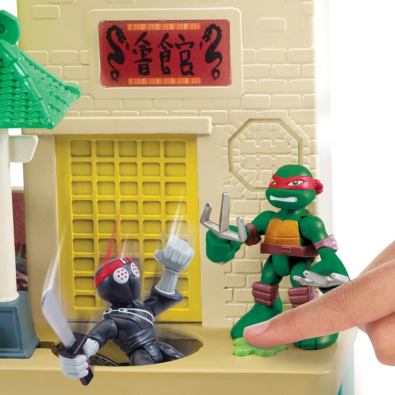 Amazon.com: Juego de Teenage Mutant Ninja Turtles, con ...