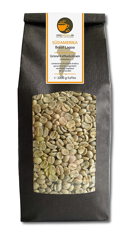 Wie man grünen Kaffee zubereitet, um Gewicht Bohnen zu verlieren