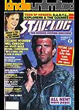 Starlog Magazine The Sci Fi Comics: August 1985