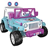 Power Wheels Disney Frozen, Jeep Wrangler
