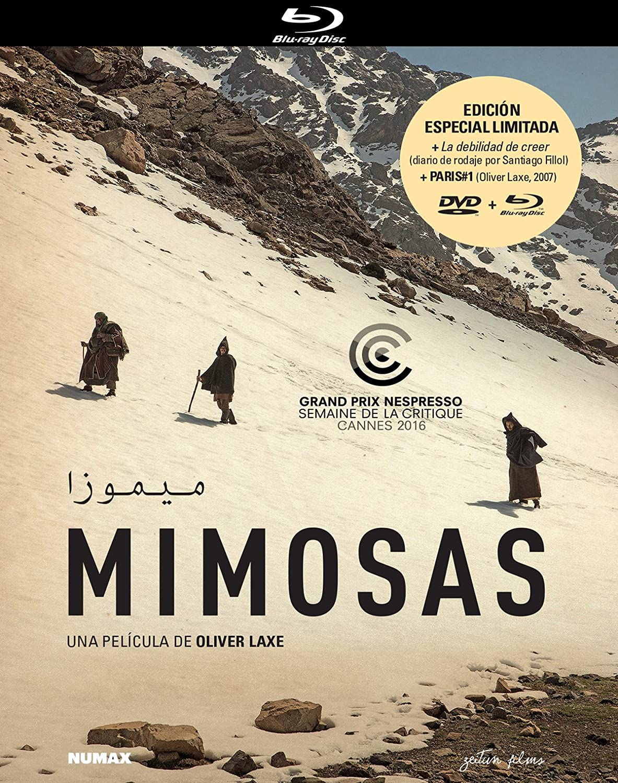 Mimosas (Combo) [Blu-ray]