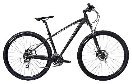 Tommaso 2019 Gran Sasso 29er Mounain Bike Hydraulic Disc Hardtail Best Looking MTB Matte Black 100mm Travel Suspension best downhill bikes