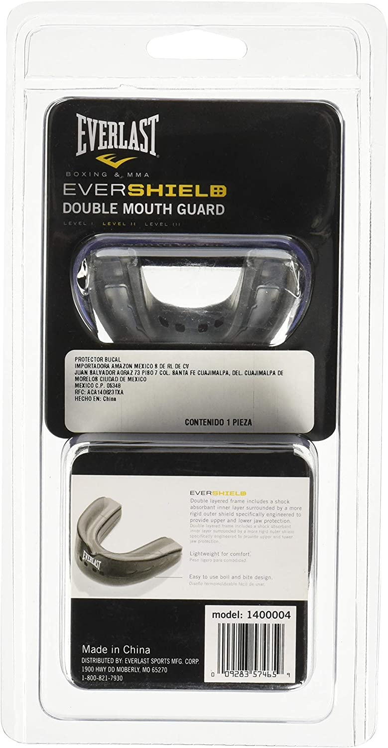 Prot/ège-dents Double Evershield