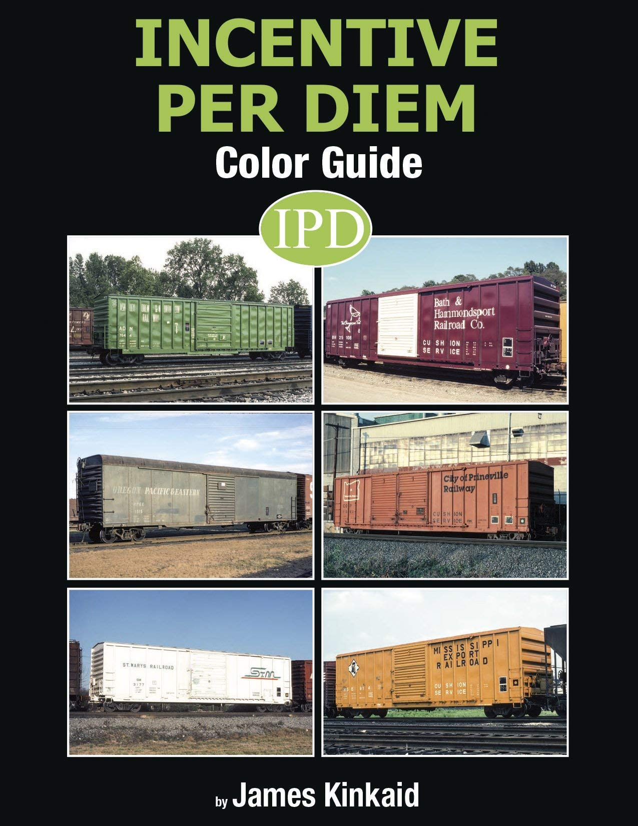 Incentive Per Diem Color Guide by Morning Sun Books Inc