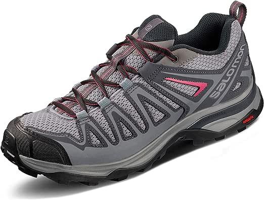 Salomon X Ultra 3 Prime W, Zapatillas de Senderismo para Mujer: Amazon.es: Zapatos y complementos
