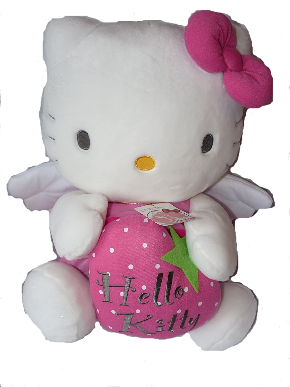 Sanrio- Hello_Kitty Peluche Angel Berry Grande (1)