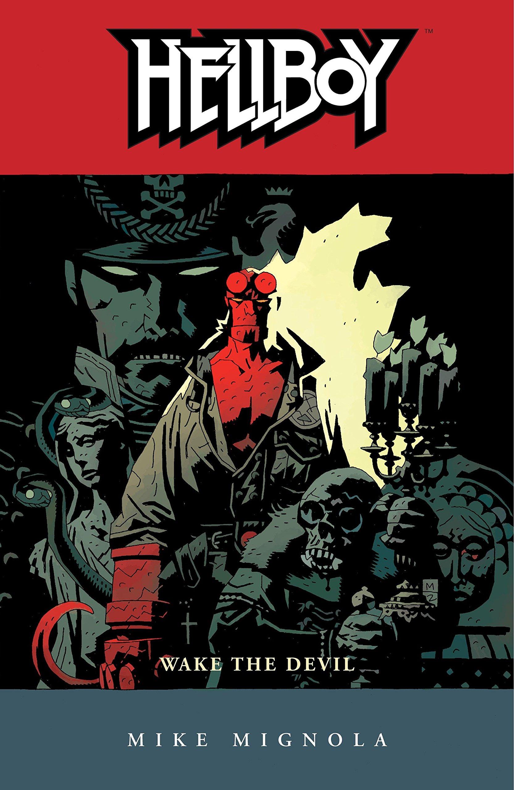 Download Hellboy, Vol. 2: Wake the Devil pdf epub