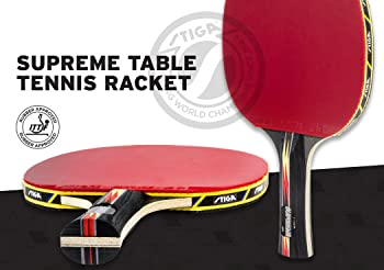best table tennis racket for intermediate player