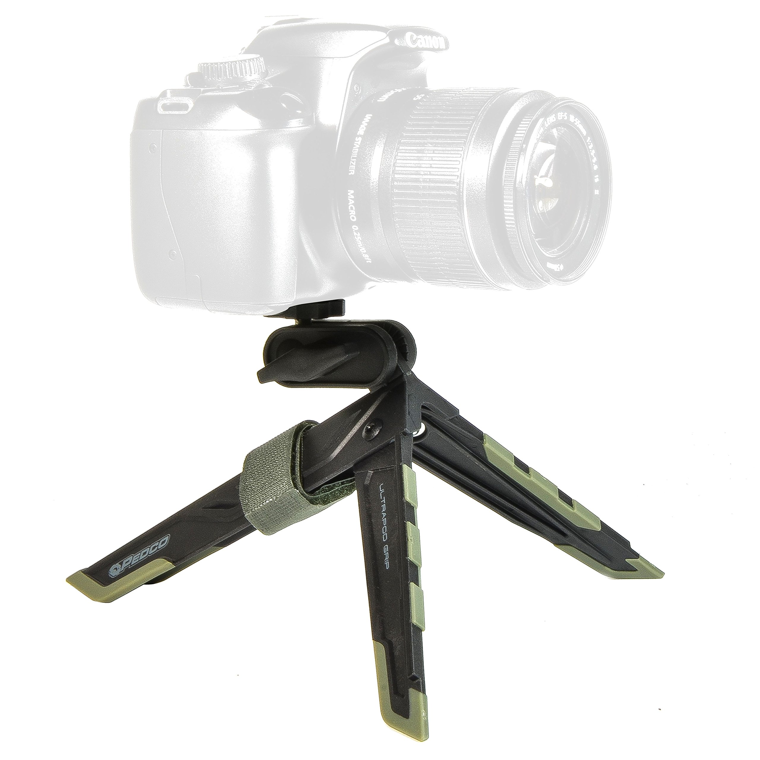 PEDCO UltraPod Grip Lightweight Camera Tripod by PEDCO