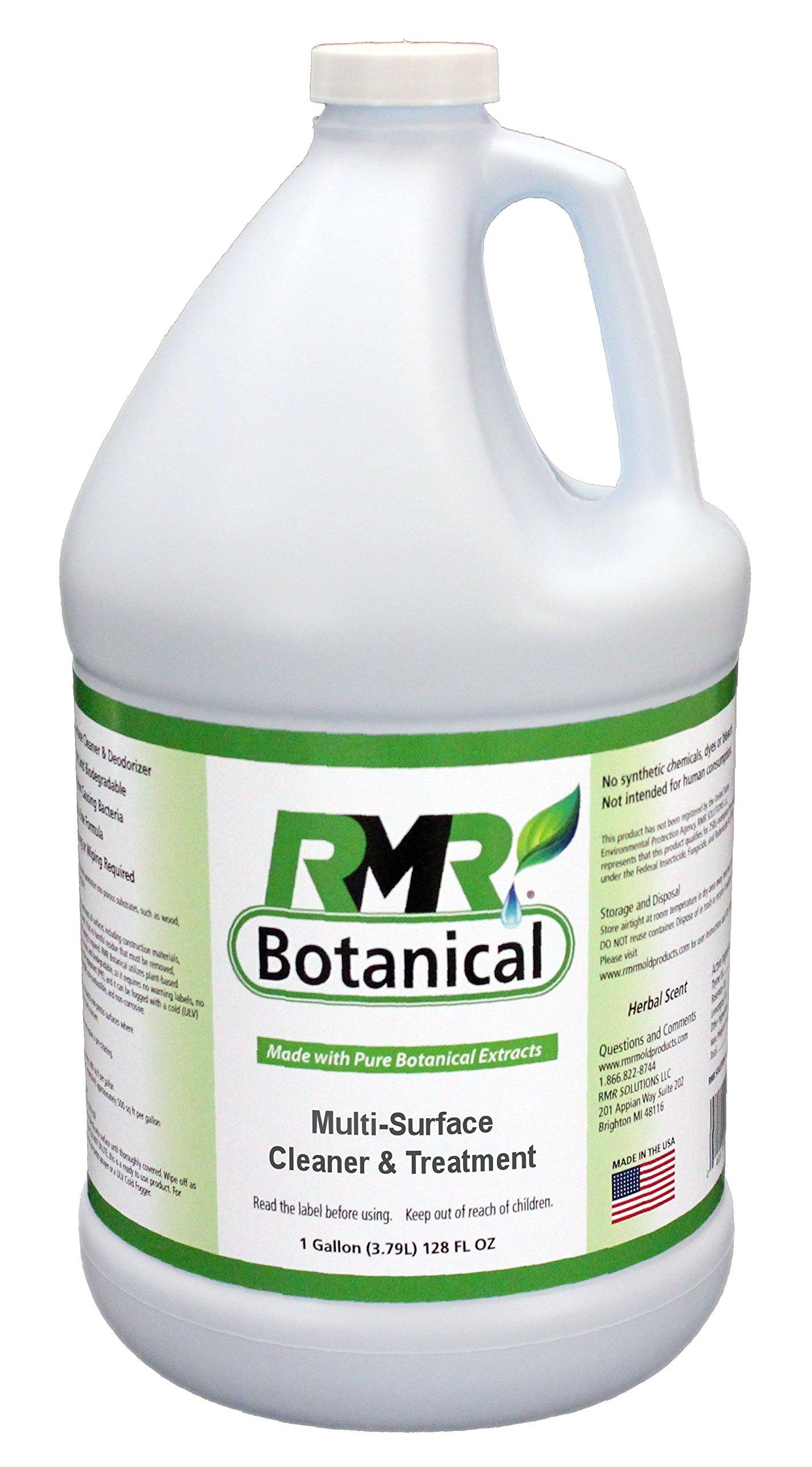 RMR Botanical Cleaner & Treatment Spray (1 Gallon)