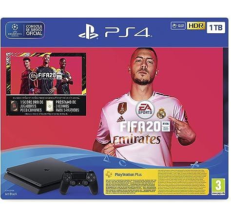 PlayStation 4 (PS4) + FIFA 20/FUTVCH/PS y días +DS4 v2/PS41TBF/SPA ...