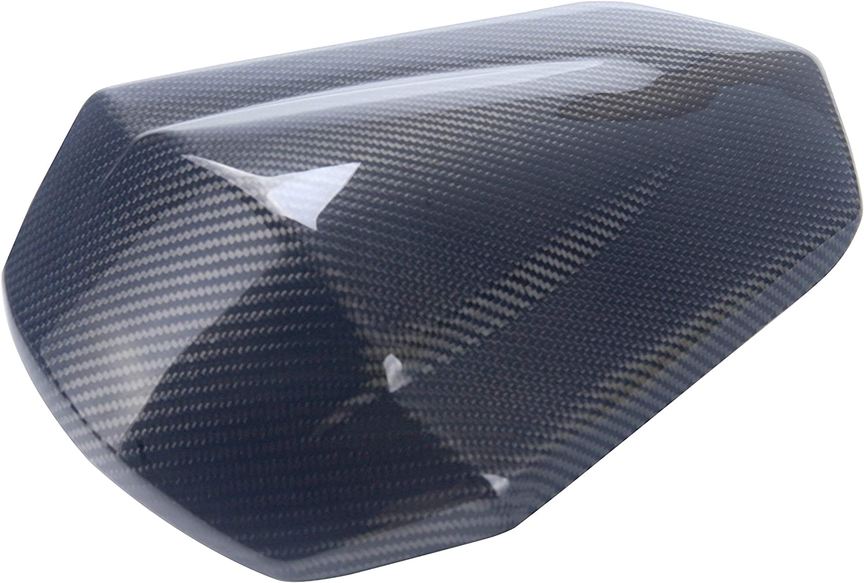 Mingting Carbon Fiber Rear Seat Fairing Cover Cowl for 2017-2018 Honda CBR1000RR 2x2 Twill Weave