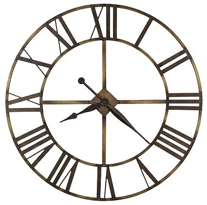 Amazon Com Howard Miller Wingate Clock Home Kitchen