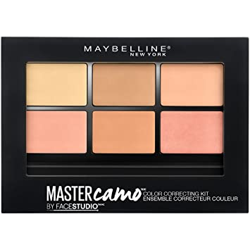 Image result for Maybelline New York Master Camo Colour Correcting Kit