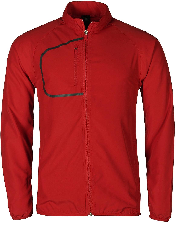Urban Heritage Mens Lightweight Windbreaker Showerproof Active Sports Jacket Packaway