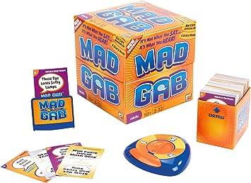 Mad Gab Game: Amazon.es: Juguetes y juegos